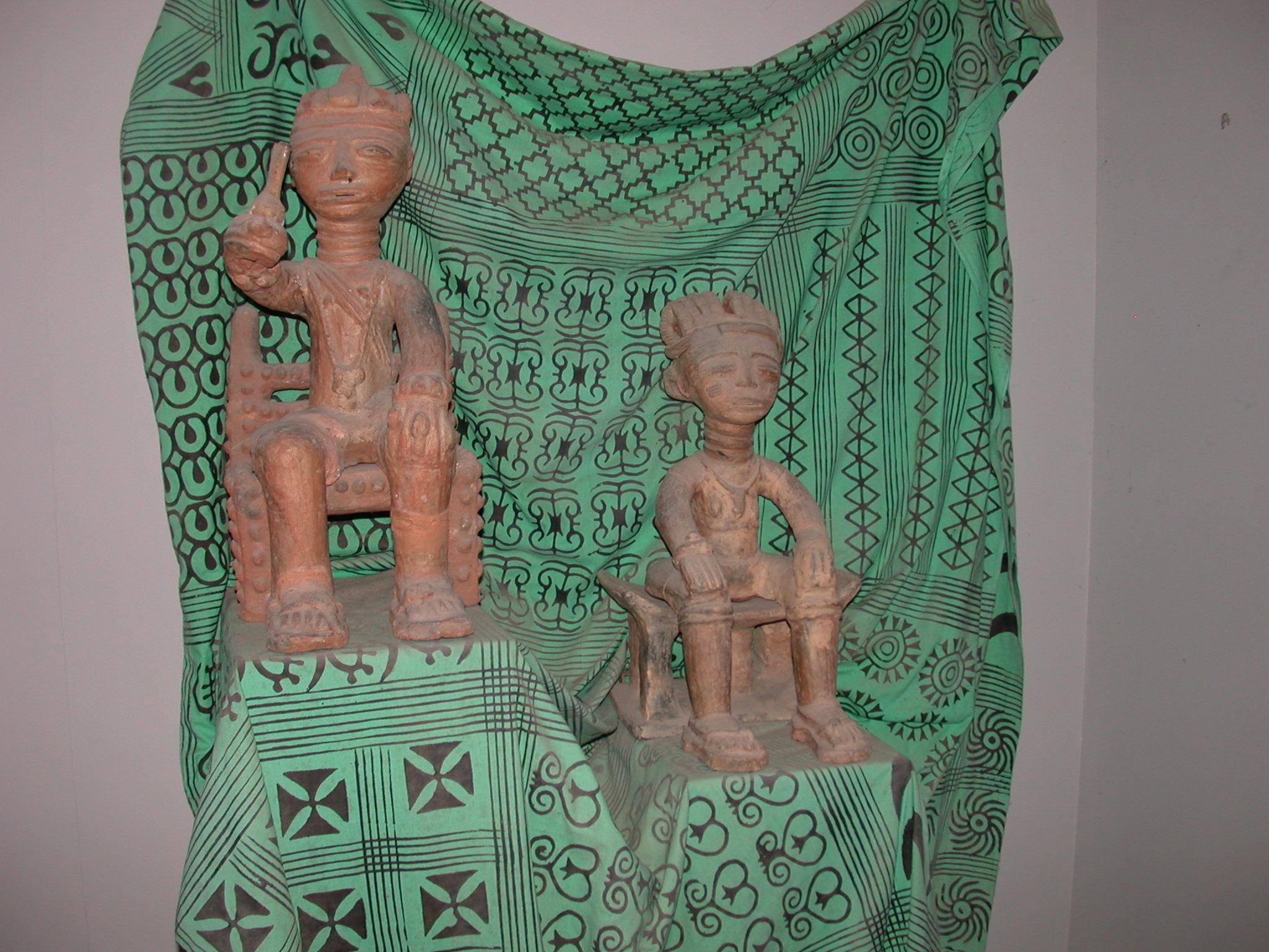 Probably Funerary Pottery, Cape Coast Slave Fort Museum, Cape Coast, Ghana