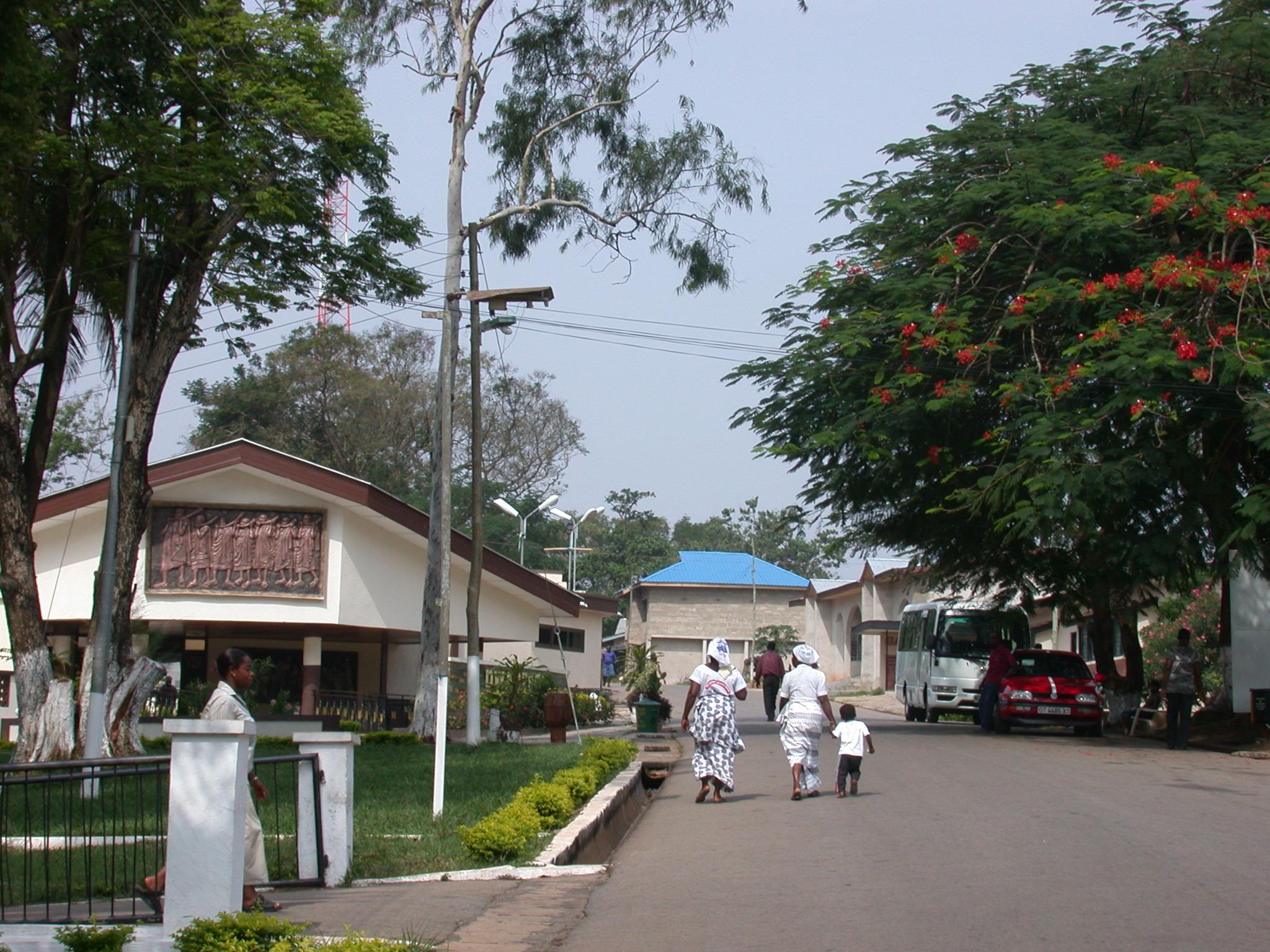 National Cultural Complex, Kumasi, Ghana