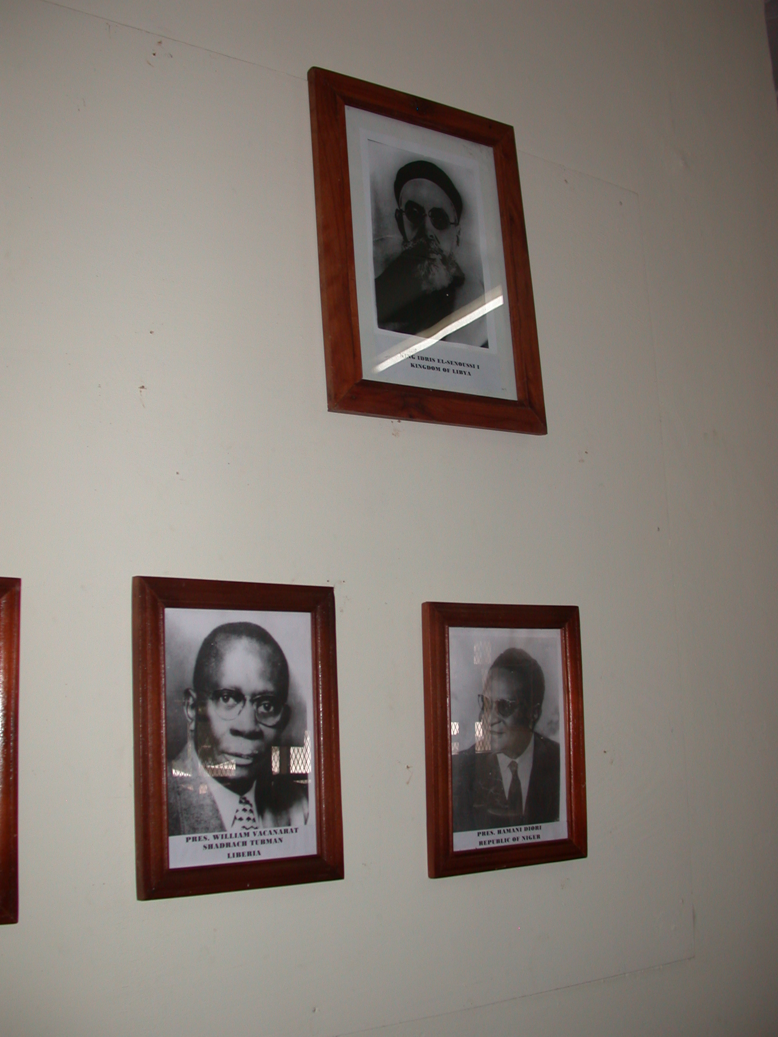 Photographs of African Freedom Fighters and Leaders, WEB DuBois Memorial Centre for Pan African Culture, Accra, Ghana