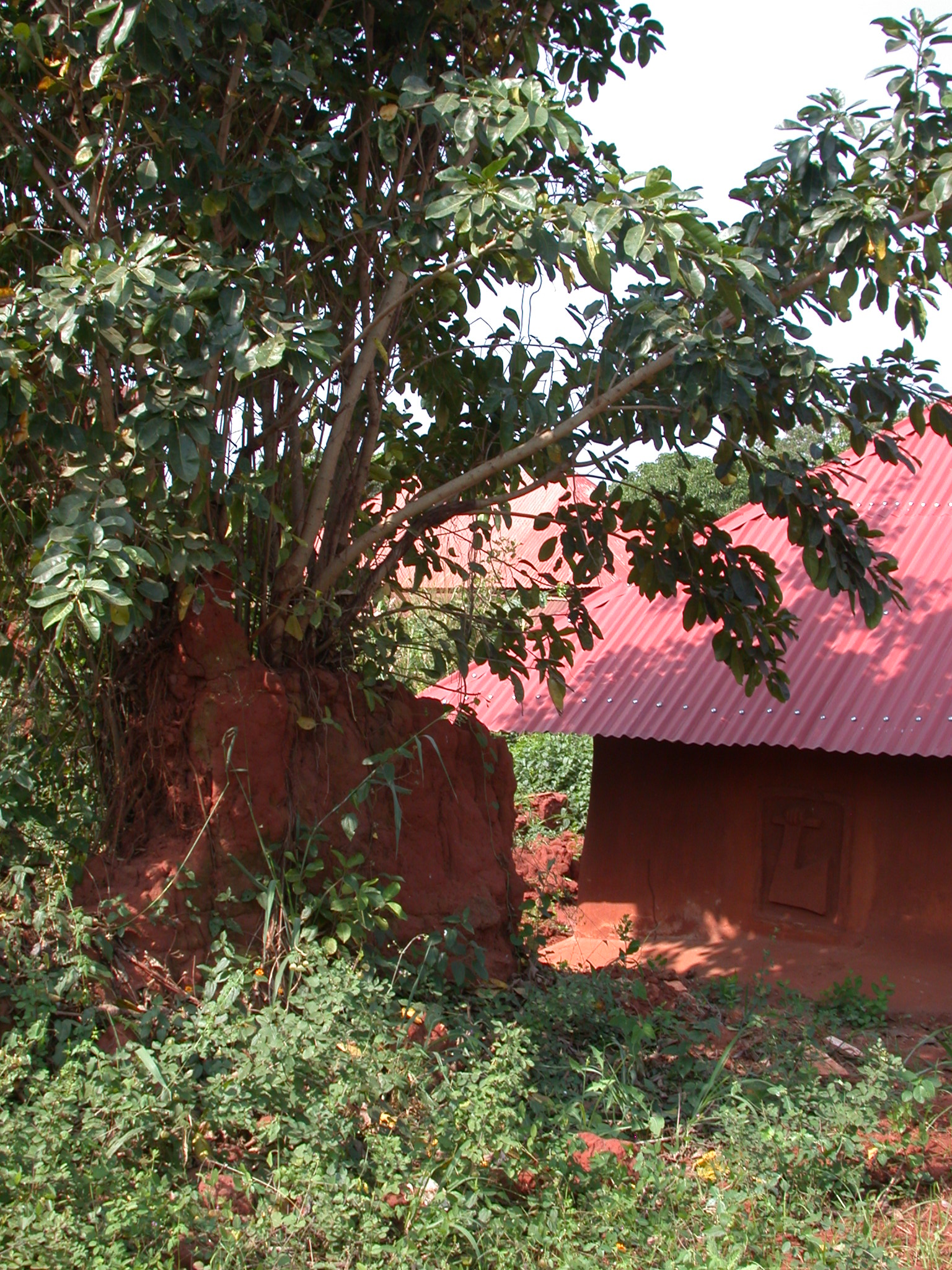 Palace of King Kpengla, Abomey, Benin