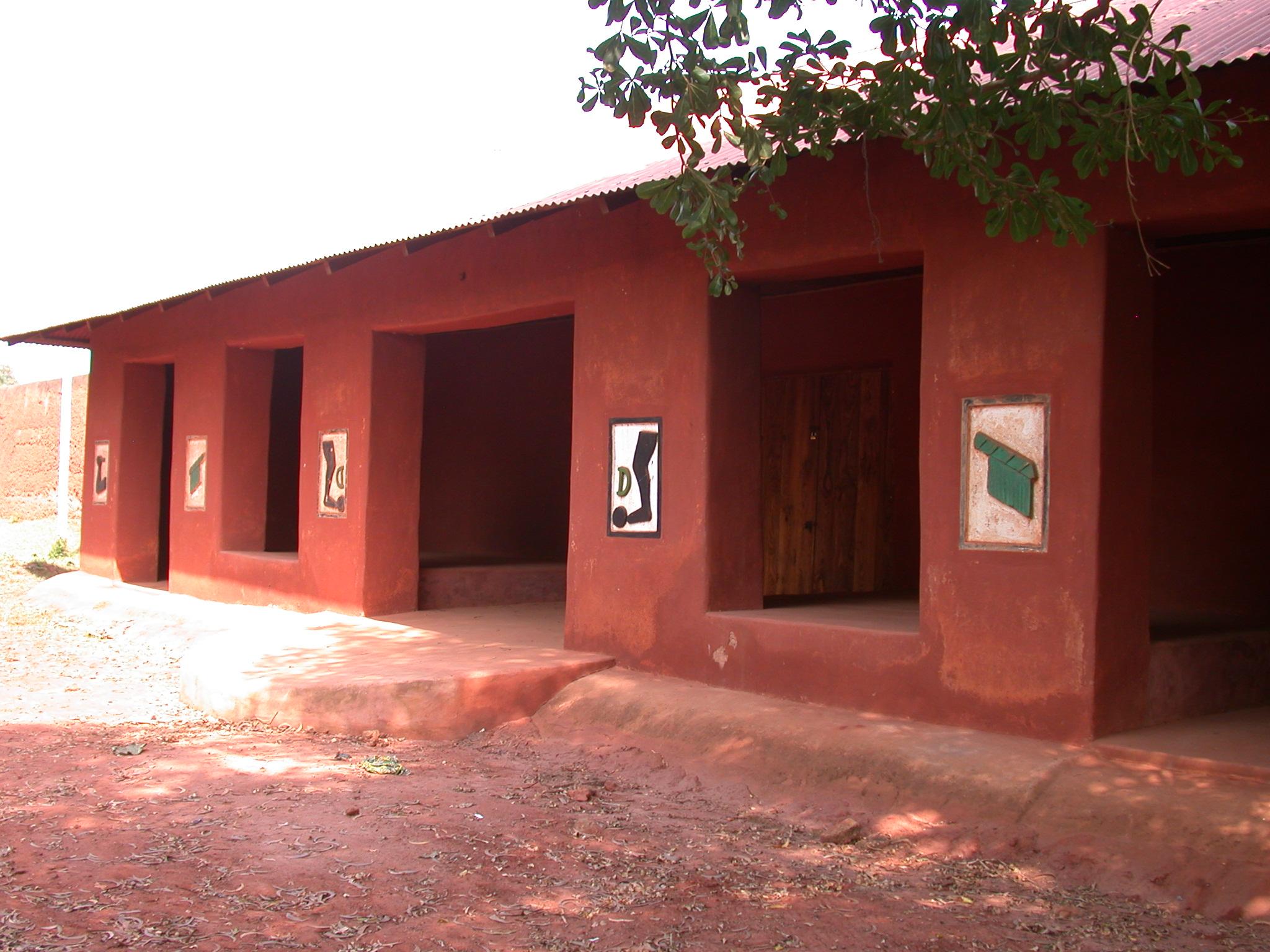 Palace of King Agoli-Agbo, Abomey, Benin