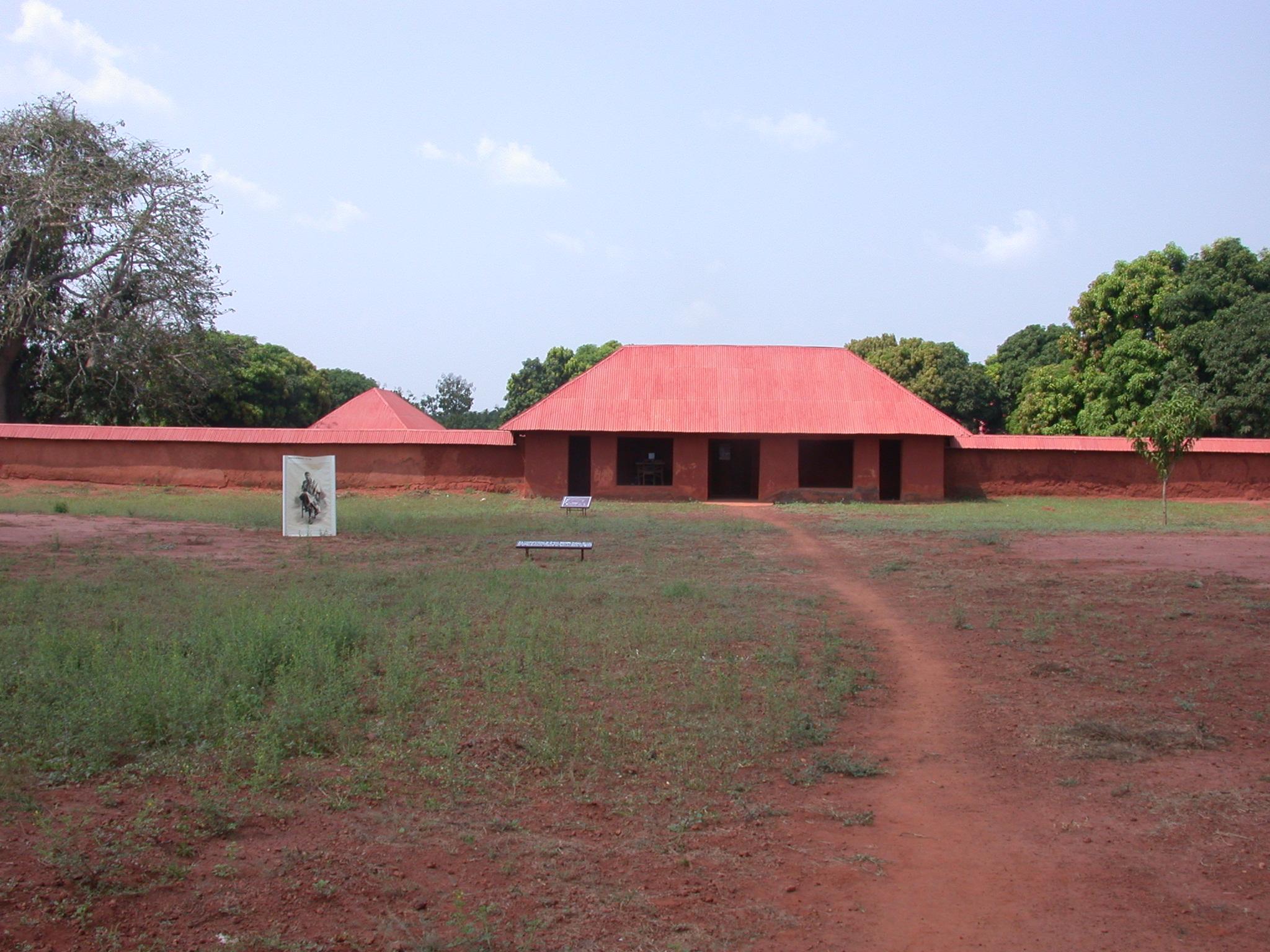 Palace of King Gbehanzin, Abomey, Benin