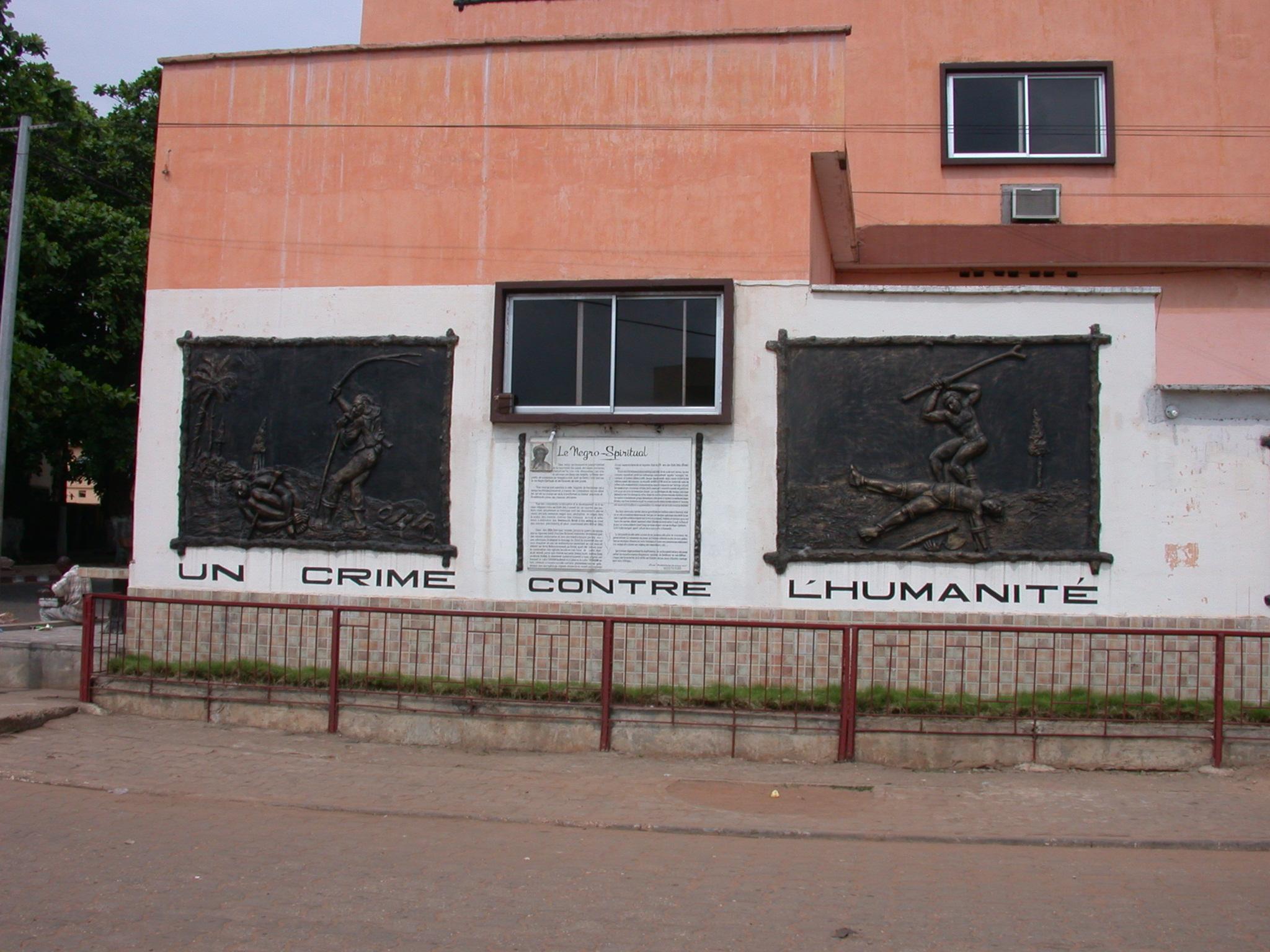 Slavery Art, Musée da Silva, Porto Novo, Benin