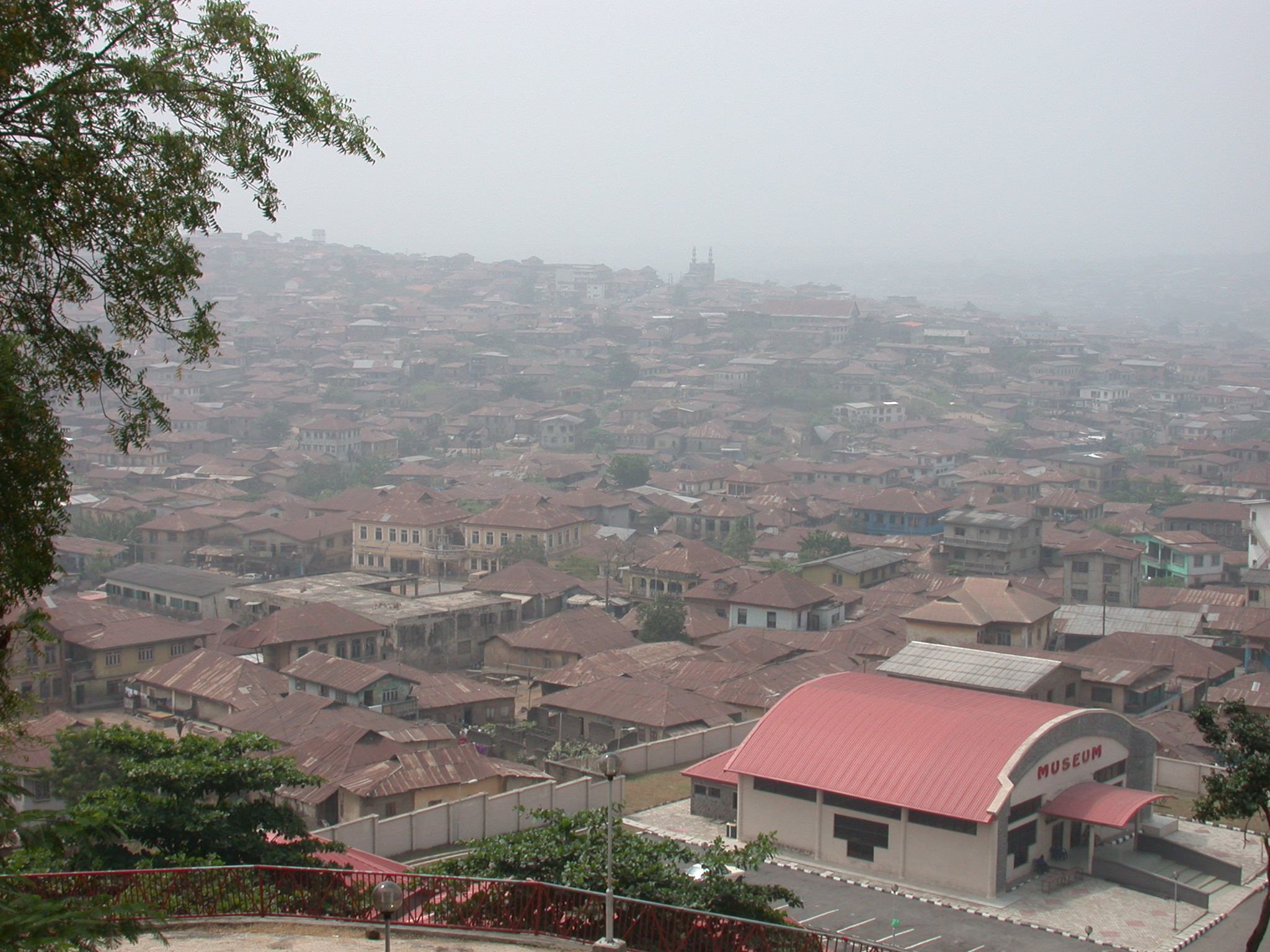 City View, Olumo Rock, Abeokuta, Nigeria