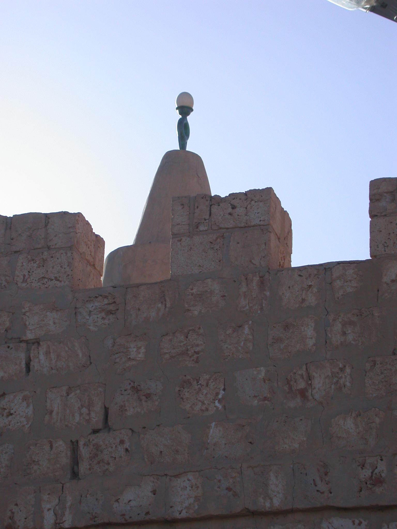 Sidi Yahia Mosque, Timbuktu, Mali