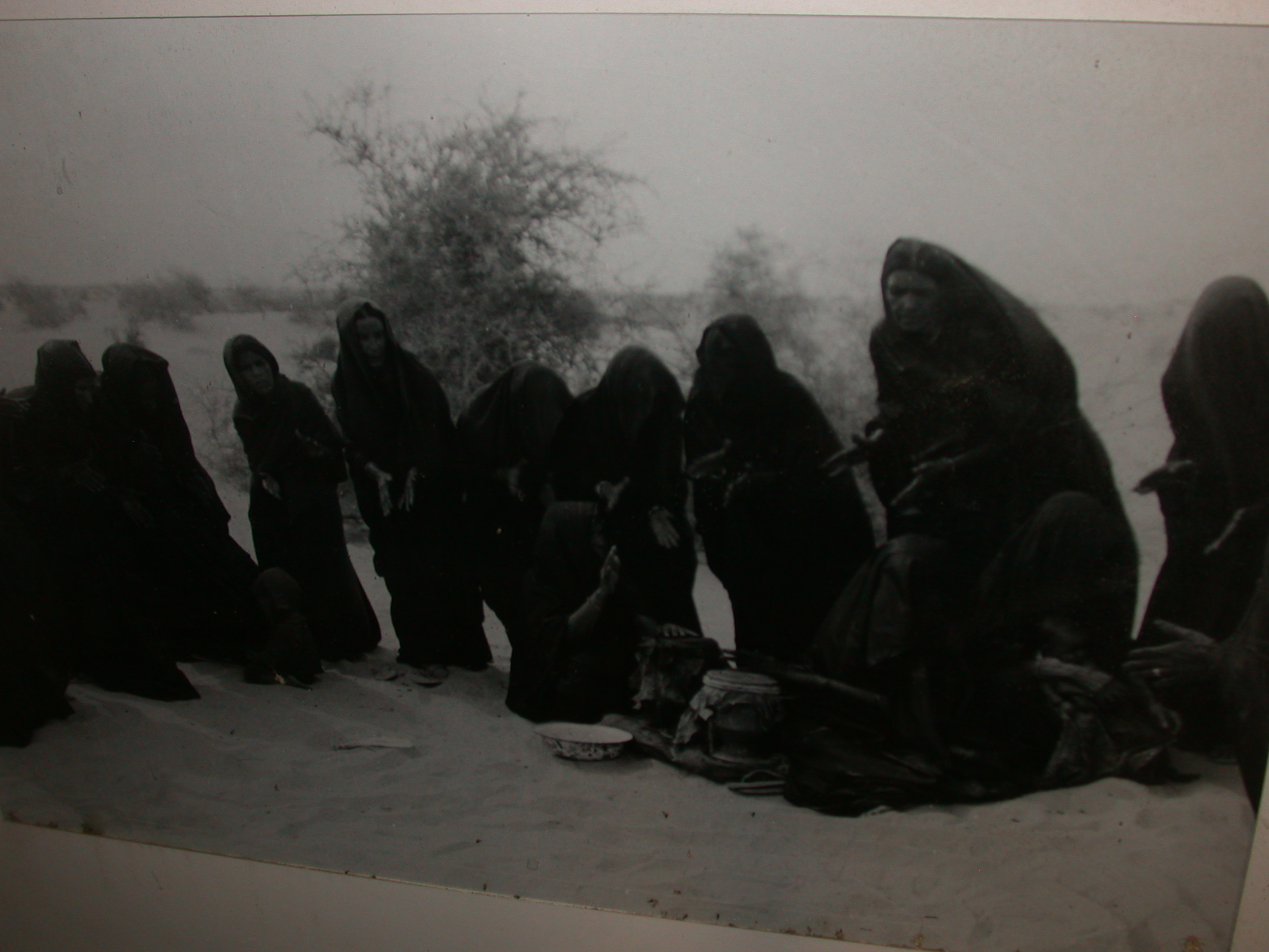Photo of Female Players and Dancers, Timbuktu Ethnological Museum, Timbuktu, Mali