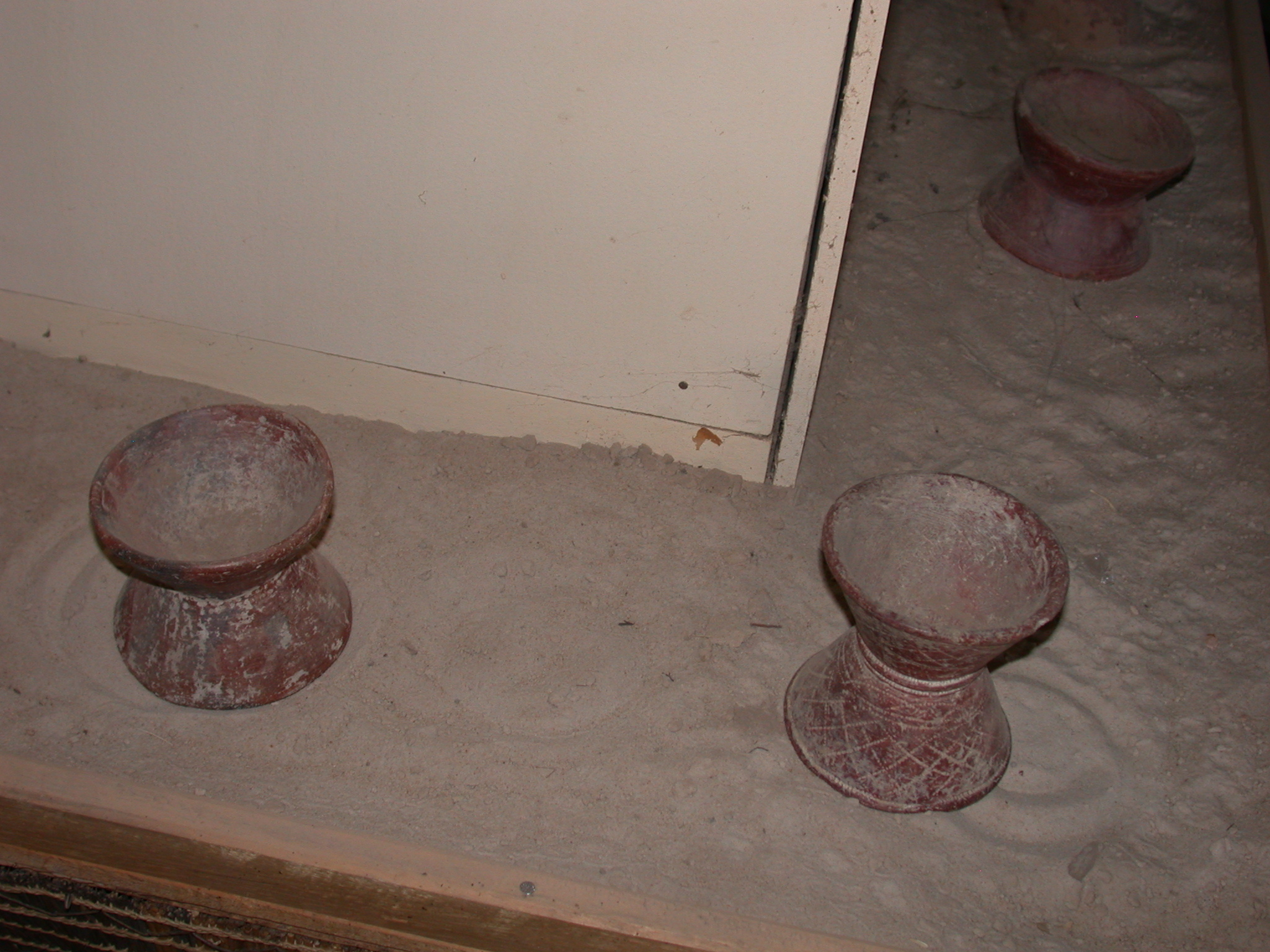 Probably Mortars, Timbuktu Ethnological Museum, Timbuktu, Mali