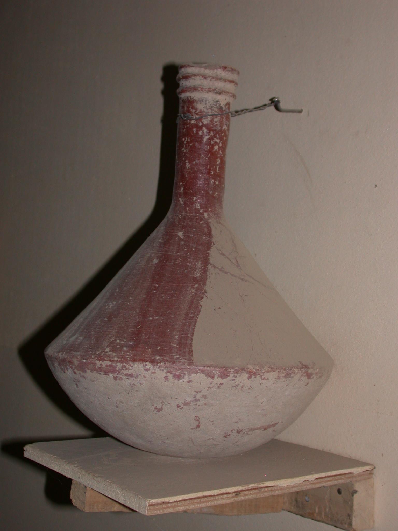 Vase, Timbuktu Ethnological Museum, Timbuktu, Mali