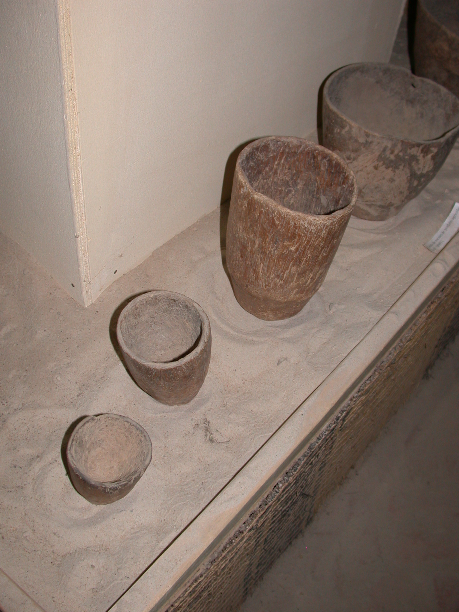 Units of Measure for Agricultural Products, Timbuktu Ethnological Museum, Timbuktu, Mali