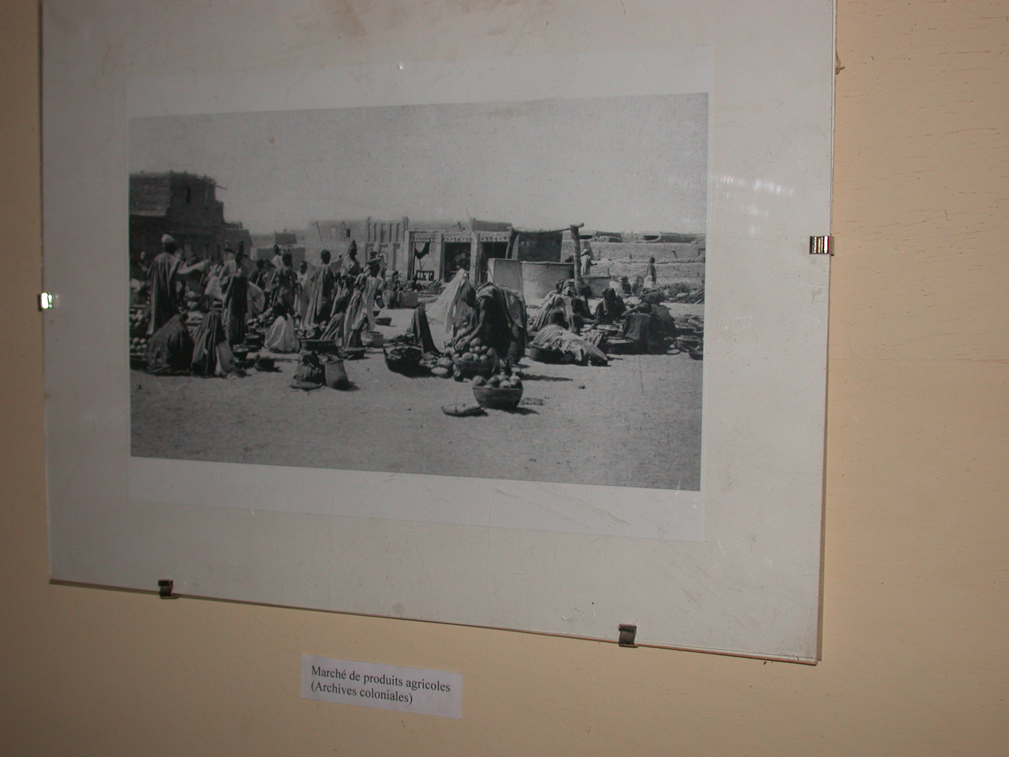 Photo of Market for Agricultural Products, Timbuktu Ethnological Museum, Timbuktu, Mali