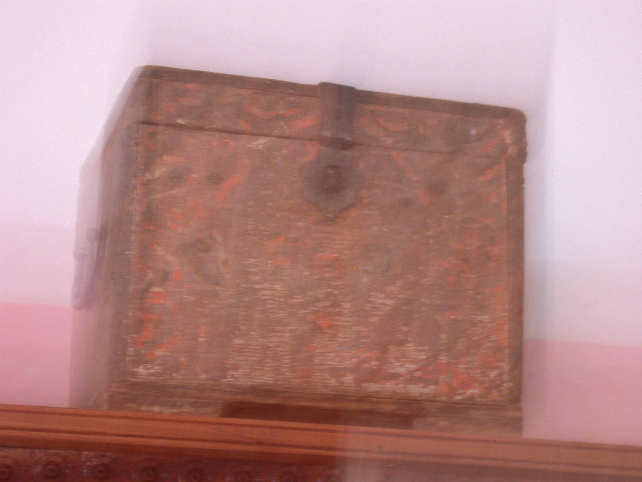 Ancient Manuscript Box, Manuscript Library, Timbuktu, Mali