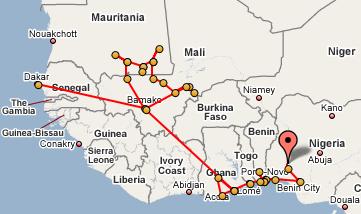 Oshogbo, Nigeria
