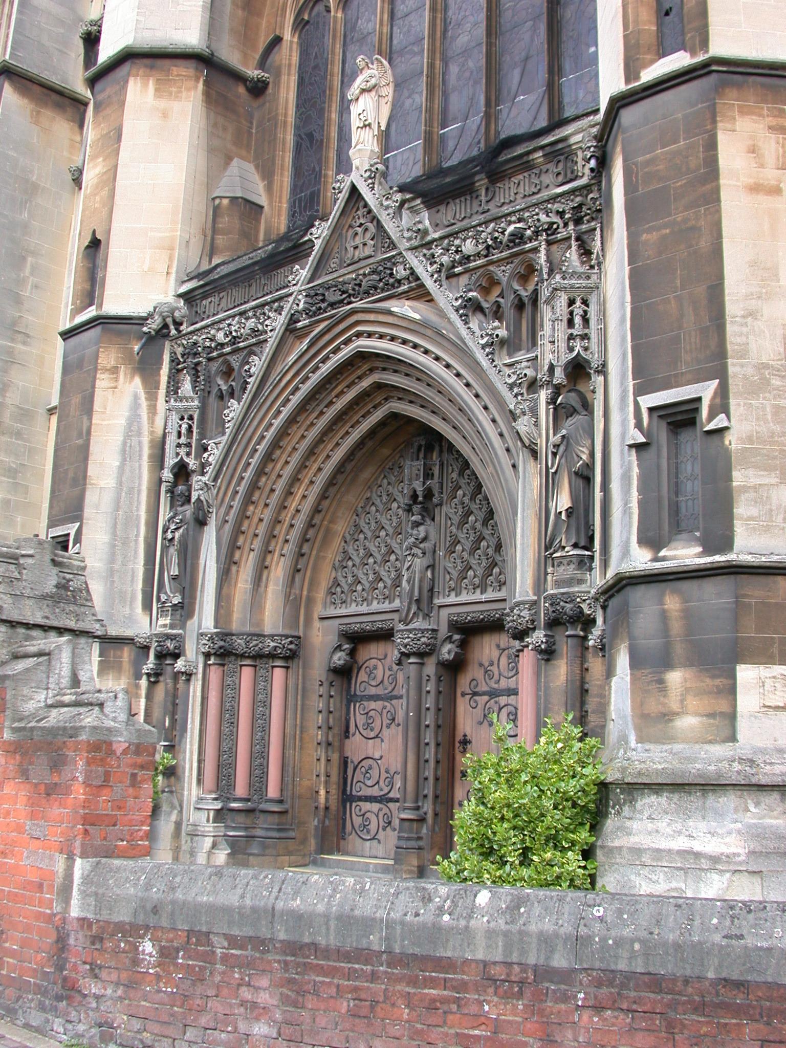 Cathedral, Cambridge, England