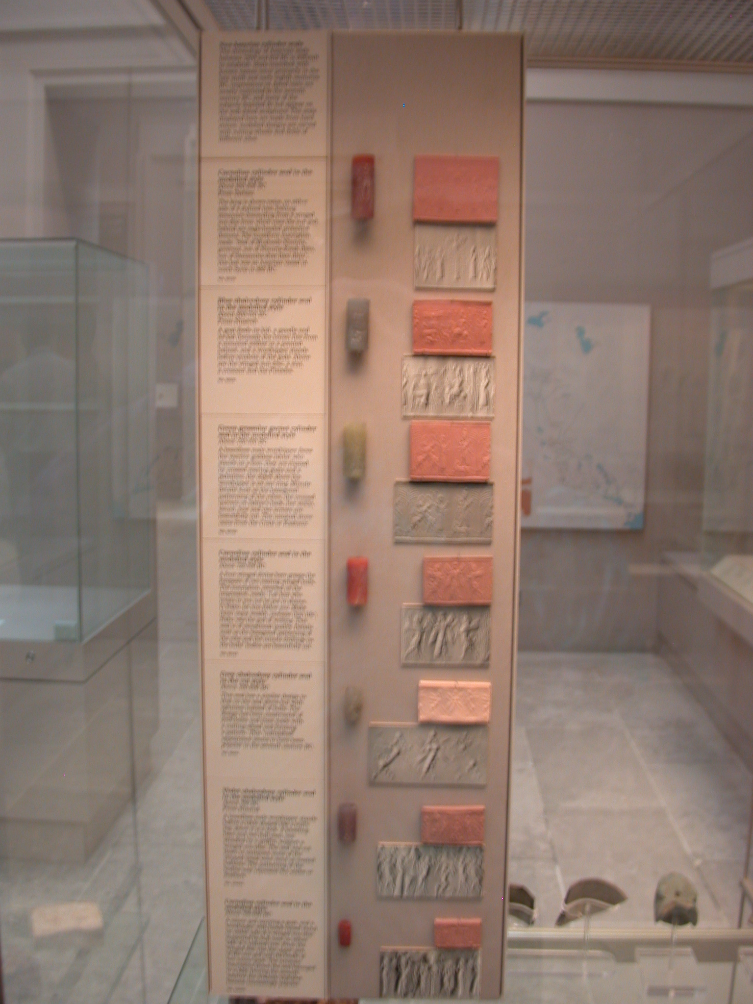 Neo-Assyrian Cylinder Seals, in British Museum, London, England