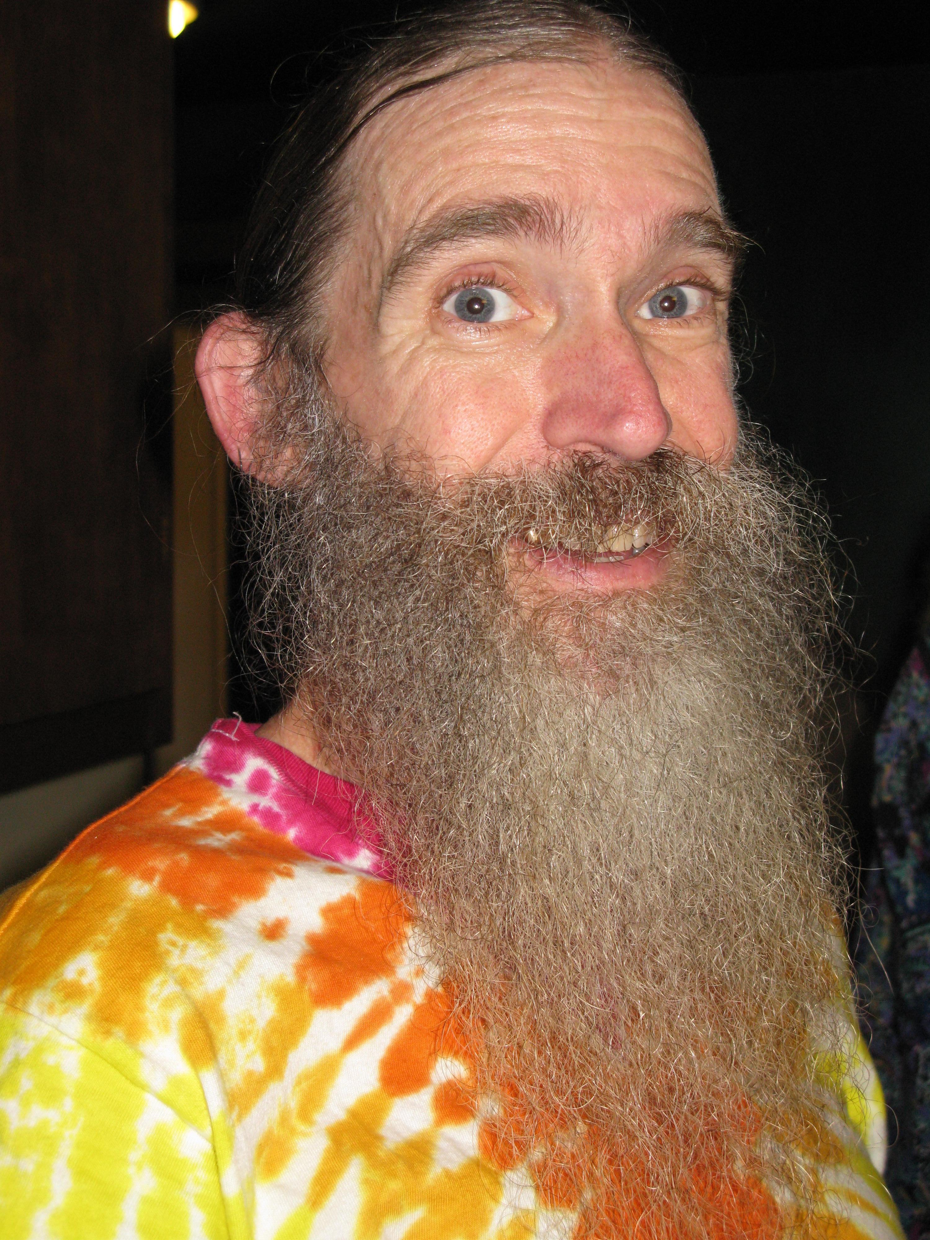 The Bushy Beard of Scott Absalom